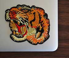 Gucci Style Tiger Iron On Applique/Embroidered Patch Fabric Craft Sew Lot