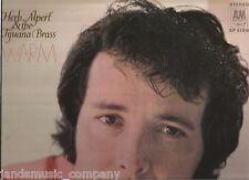 Herb Alpert & the Tijuana Brass - Warm [LP vinyl, A&M SP 4190, 1969]