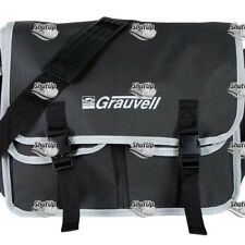 Grauvell Classic 2036 Fishing Bag Holdall -  Ideal For Fly and Sea Fishing