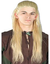 Lord Of The Rings Costume Accessory, Mens Legolas Wig
