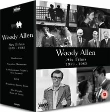 Woody Allen Six Films 1979-1985 Arrow Academy Rare & Out of Print OOP