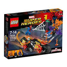76058 LEGO Super Heroes Spider-Man: Ghost Rider Team-up Ages 7-14 & 217 Pieces