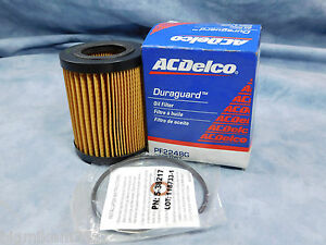 88997057 NEW OEM GM ACDELCO PF2248G OIL FILTER BMW 97-2009 X3, 330, 325I, 525I