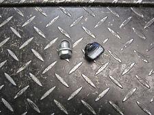 Suzuki lt250r 250r lt 250r quadracer drain plug oil fill cap