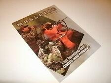 Mossberg 2001 Firearms Catalog. Rifle, Shotgun, 12 gauge 20 gauge,  Gun Magazine