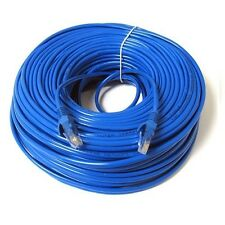 100 FT 24 AWG xBox DSL PS2 PS3 Router Modem Switch PC Internet LAN Network Cable
