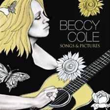 Beccy Cole - Songs & Pictures - 13 Songs - Sony label CD