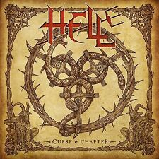 Hell - Curse & Chapter CD 2013 traditional metal NWOBHM Nuclear Blast press