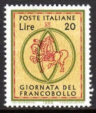 Italy - 1966 Stamp Day - Mi. 1219 MNH