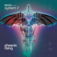 ROVO, Rovo & System 7 - Phoenix Rising [New CD]