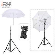 "speedlite umbrella lighting photography kit light stand+Bracket B+33"" umbrella"