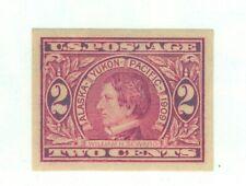 US  371 Alaska Yukon 1909, Mint LH