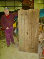 """This Vintage Wooden Ships Hatch Cover, Approx. 60"""" X 28"""" X 3"""""""