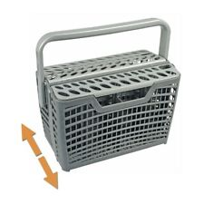 UNIVERSAL CUTLERY BASKET FOR SLIMLINE DISHWASHER WITH FOLDABLE HANDLE 9029792356