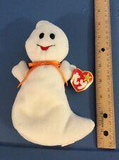 TY Beanie Baby Halloween Ghost Spooky 1995