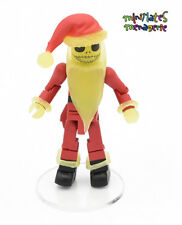 Nightmare Before Christmas Minimates Series 5 Glow-in-the-Dark Santa Jack
