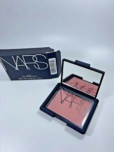 NIB NARS Blush Orgasm - Peachy Pink with Golden Shimmer Full Size!!