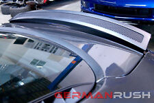 German Rush Unpainted Fiberglass Wind Deflector 2007 - 2014 Audi R8