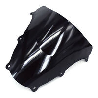 Windshield Windscreen Screen ABS For Suzuki SV650 SV650S SV1000 SV1000S Black