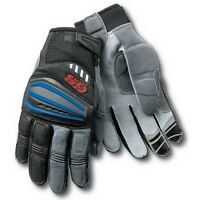 motorcycle BMW MOTORRAD GS GLOVES RALLYE 3. BLUE, AZUL, SIZES S, M, L, XL or XXL