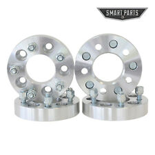 """(4) 1.25"""" WHEEL SPACERS ADAPTERS 5x4.5 to 5x4.75 