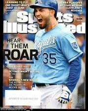 2015 Sports Illustrated Kansas City Royals Eric Hosmer Subscription Issue NM