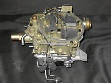 1978 Pontiac Trans Am Rochester Auto Quadrajet Carburetor 17058276 Nice Rebuild