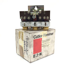 Sobrecarga relé 82400H-1006G Cutler-hammer Bobina ACC12 82400H-1006G-ACC12