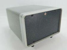 Collins Round Emblem RE Cabinet for 516F-2 Power Supply w/ Original Speaker
