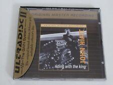 John Hiatt/Riding with the King (Geffen Udcd 704) Mfsl CD Album