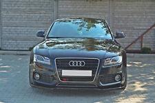 Audi A5 S5 Sportback Front Bumper Lower Lip spoiler Cup Valance Splitter S-Line