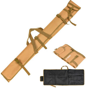 Sea Fishing Rod Organiser Bag Fishing Pole Shoulder Pack Tackle Storage Carrier