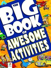 The Big Book of Awesome Activities,Hinkler Books P