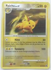 carte Pokemon RAICHU Brillante 90 Pv