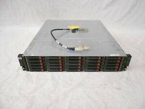 HP D2700 25x 600GB 10K 6G SAS Hard drive server Expansion Array JBOD DL360 DL380