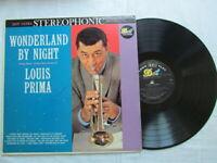 Louis Prima,Wonderland By Night,Vol 2,Vinyl lp,Dot,25352.