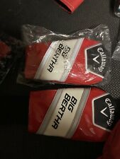 """New"" Callaway Big Bertha Hybrid Headcover-Red Patent 3 Available 2 Red 1 Black"
