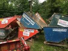 1 Tipping skip £250