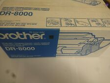 Genuine Original Brother Drum Unit DR-8000, FREE DELIVERY DR8000