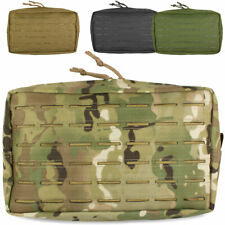 Bulldog Laser XL Horizontal Military Army Tactical Multipurpose Utility Pouch