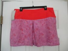 Adidas Size Large Multicolor Pull on Skort New With Tags