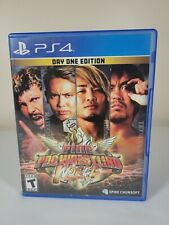 Fire Pro Wrestling World (Sony Playstation 4, 2018) PS4