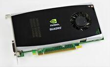 NVIDIA Quadro FX1800 768MB GDDR3  PCI-E x16  Video Card, 2 Displa Ports, 1 DVI