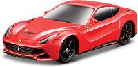 Ferrari F12 Berlinetta rot Maßstab 1:64 von bburago