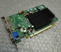 128MB 0CH484 P280 Nvidia Geforce 7300 LE DVI TV VGA AGP Graphics Video Card