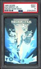 1995 Ken Griffey Jr Score Dream Team #DG7 Mariners PSA 9