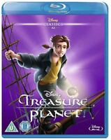 TREASURE PLANET - DISNEY - BLU-RAY - NEW / SEALED - UK STOCK