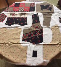 Daisy Kingdom Scottie Child's Vest Pattern, Past and Presents, Size 4 -10