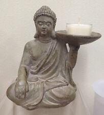 Brand New Zen Buddha Set Decoration Feng Shui tealight/tea light candle holder