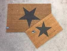 Garden Trading Star Doormat - COMBO - Small & Large
